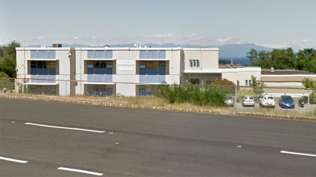 Bomb threat graffiti prompts evacuation at Nanaimo school | CTV ...