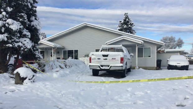 Man charged with murder after 3 bodies found in Kelowna