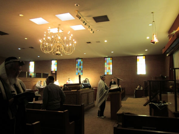 Young Israel of Ottawa congregation