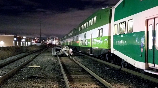 1 person dead after incident involving freight train
