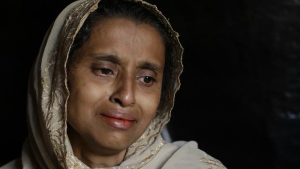 Rohingya massacred in Myanmar