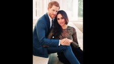 Harry and Meghan engagement photos