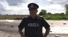 London police Sgt. Peter Paquette