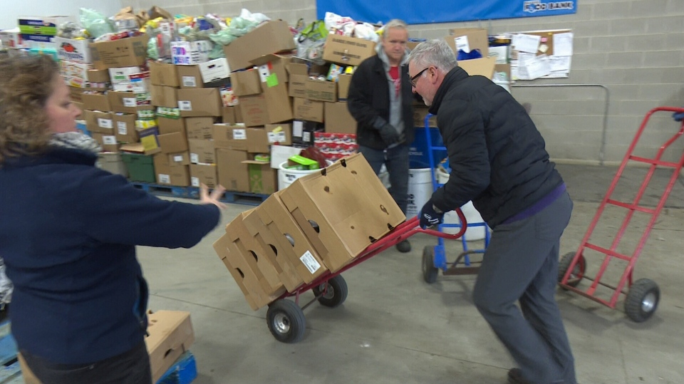 Salvation Army Food Bank Barrie