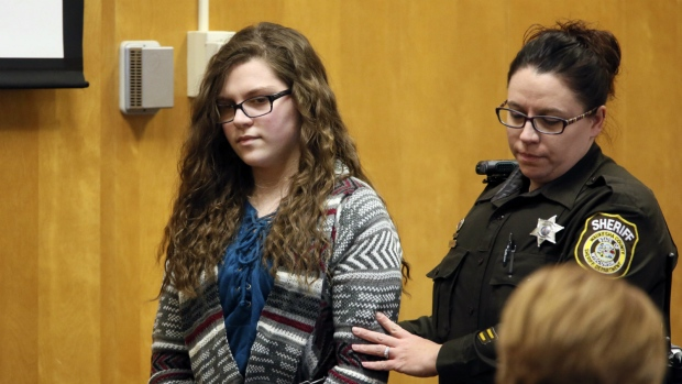 Girl in 'Slender Man' Stabbing Sentenced to 25 Years in Mental Hospital