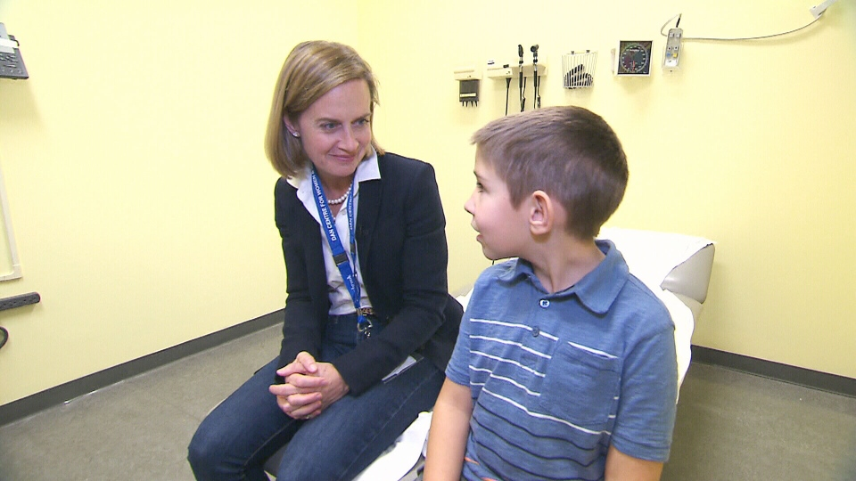 Dr. Paige Church, who treats patients with spina bifida, opened up about her own experience living with the condition.