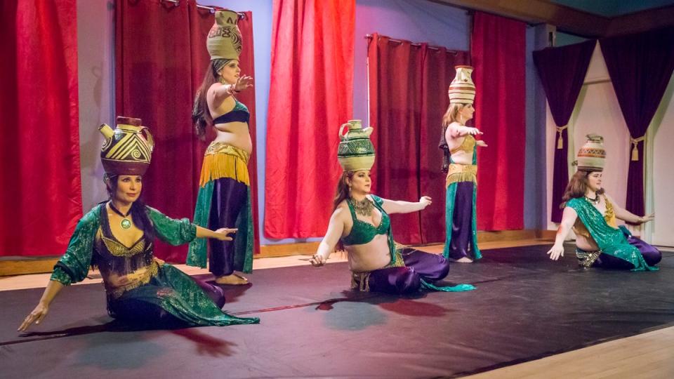 Saskatoon's International Dance Day