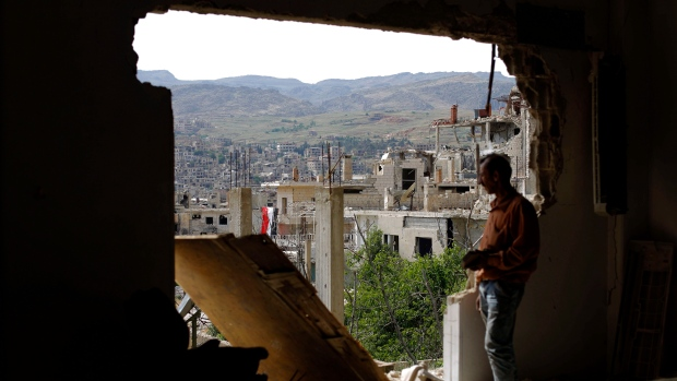 Damascus countryside