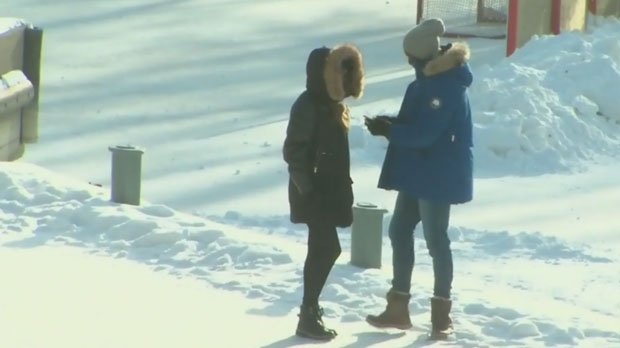GTA under extreme cold warning ahead of 'record-breaking arctic air'
