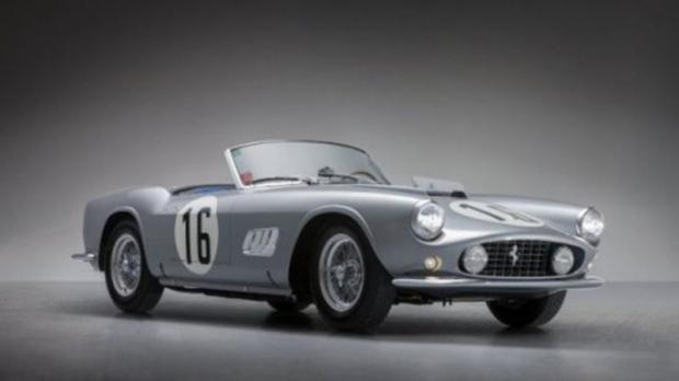 1959 Ferrari 250 GT LWB California Spider Competiz