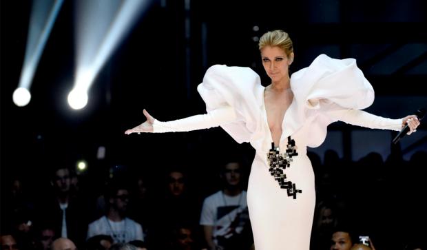 Celine Dion Grammys