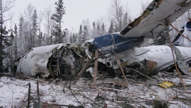 Man injured in northern Saskatchewan plane crash dies in hospital