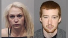 OPP have issued an arrest warrant for Ashley Nickason and Isaiah Jolin. (Source: OPP)