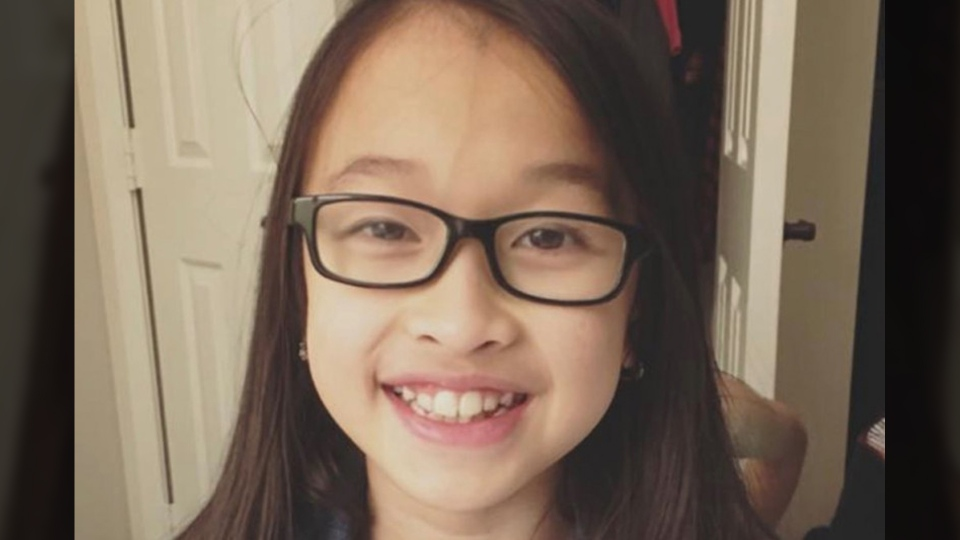 A GoFundMe campaign has identified Leila Bui, 11, as the girl struck by an SUV on the morning of Dec. 20, as she crossed an intersection in front of her family home. (GoFundMe)