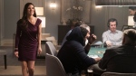 "This image released by STXfilms shows Jessica Chastain in a scene from ""Molly's Game."" (Michael Gibson/STXfilms via AP)"