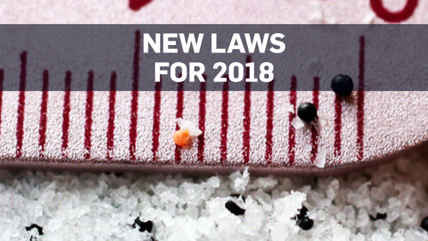 Canada's new laws and rules in 2018: Everything you need to