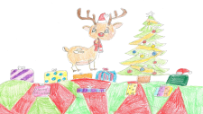 Emma Luck, 10 years old, Grade 5, Steve MacLean Public School