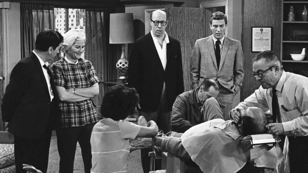 Scripts from 'Dick Van Dyke Show' to be digitally preserved