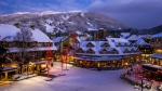 Whistler Village, in Whistler, British Columbia. (VisualCommunications/Istock.com)