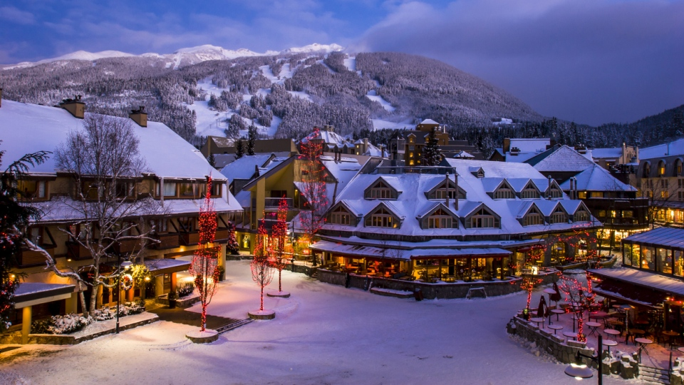 Whistler Village, in Whistler, British Columbia. (VisualCommunications/Istock.com)