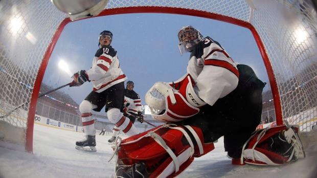 Team Canada vs. USA