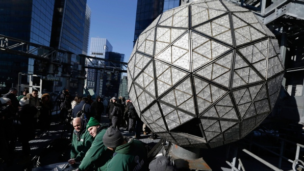 Unprecedented security expected in Times Square for New Year's Eve