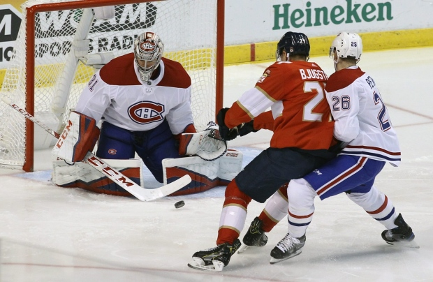 Habs vs. Florida Panthers