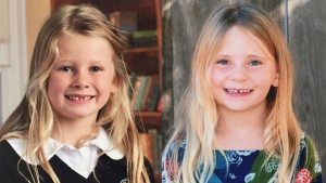 Six-year-old Chloe and four-year-old Aubrey were found dead in Berry's 1400 Beach Drive apartment on Christmas Day 2017. (File photo)