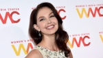 Actress Ashley Judd attends The Women's Media Center 2017 Women's Media Awards at Capitale in New York on Oct. 26, 2017. (Photo by Evan Agostini/Invision/AP, File)