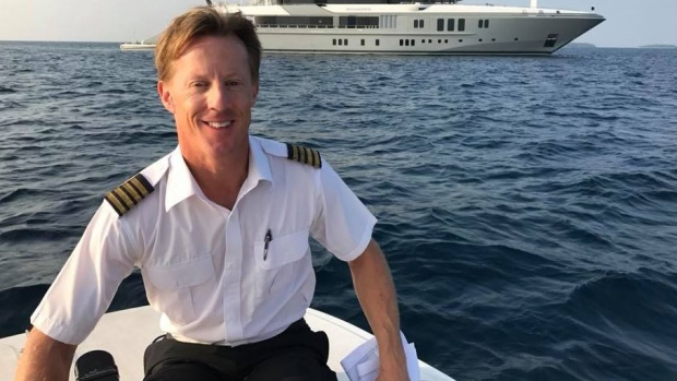 Pilot's family in Sydney ahead of memorial