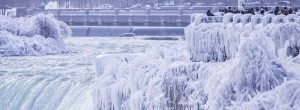 In Pictures: Deep freeze across North America