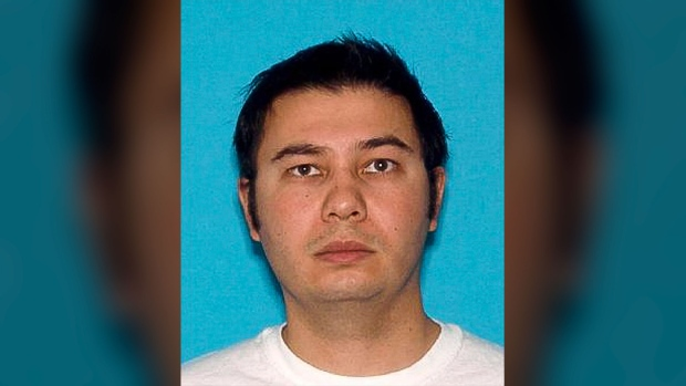 This undated photo released by the Douglas County Sheriff's Office shows Matthew Riehl. (Douglas County Sheriff via AP)