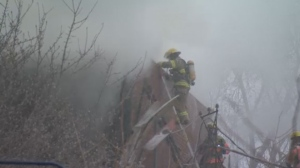 Southwest borough fire