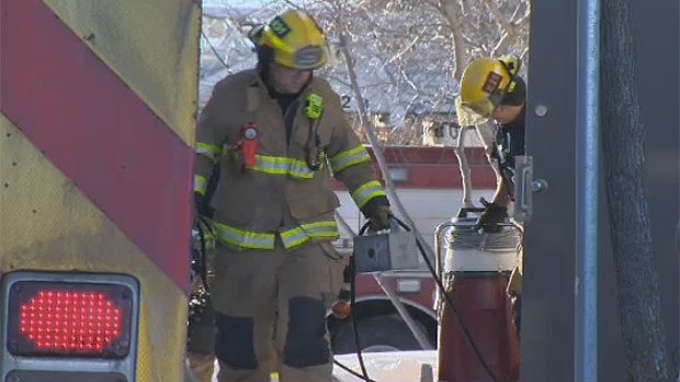 crews contend with water pipe problems as calgary climbs