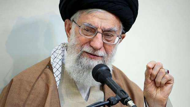 Iran's Khamenei: some United States  officials are 'first-class idiots'