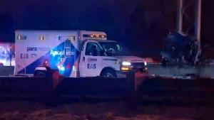 Fatal crash highway 401
