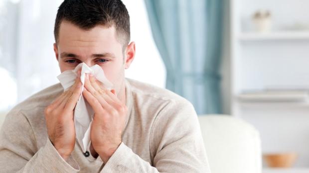 common cold symptoms sneeze