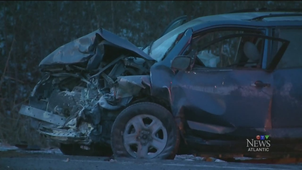 Woman killed in N S  highway crash | CTV News Atlantic