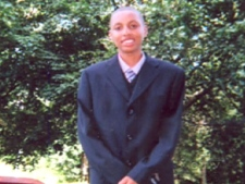 Adrian Johnston, 14, has been identified as the victim of a shooting in the Scarlett Rd. and Eileen Ave. area on Monday, May 11, 2009.