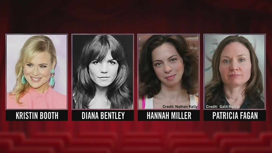 The four women who have filed lawsuits against Soulpepper Theatre Company co-founder Albert Schultz.