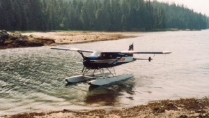 A DHC-2 Beaver seaplane is seen in this undated file photo. (DHC-2.com / AP)