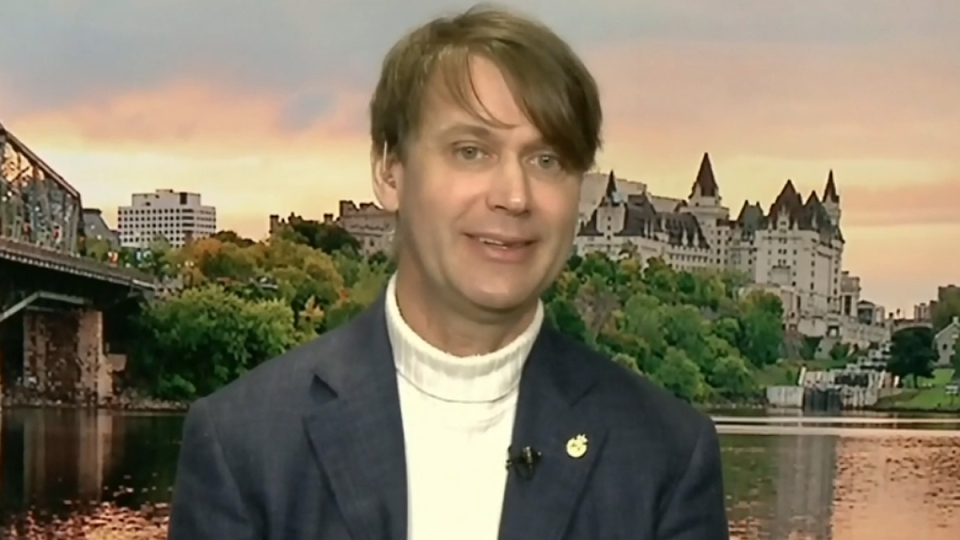 Kenton White, the chief scientist with Advanced Symbolics, speaks to CTV's Your Morning from Ottawa.