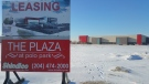 The building has sat empty for three years since Target closed its doors. (Source: Daniel Timmerman/CTV News)