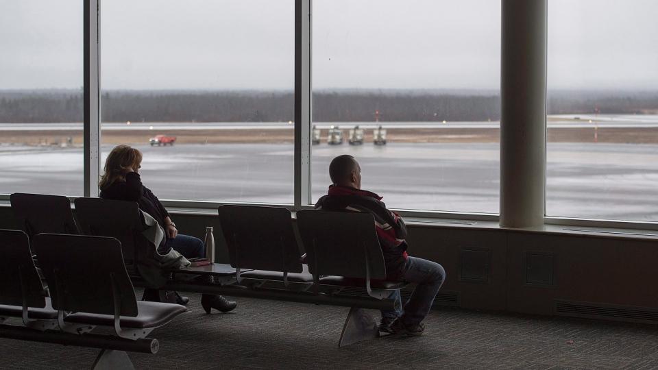 halifax airport bomb cyclone