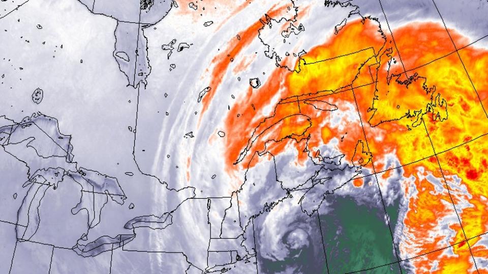 Atlantic Storm
