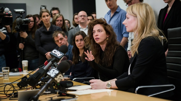 Four Actresses Accuse Toronto Theater Leader of Sexual Harassment, Assault