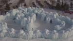 Ice Castles drone video