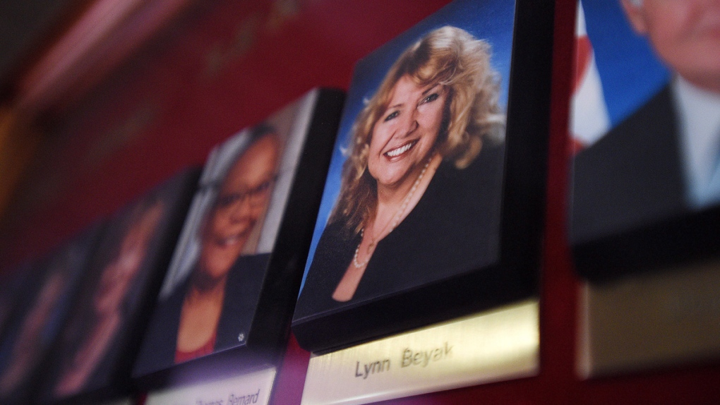 A picture of Senator Lynn Beyak