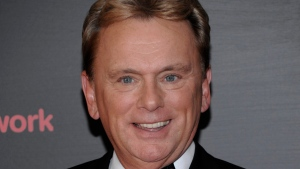 Television personality Pat Sajak arrives at the 38th Annual Daytime Emmy Awards in Las Vegas on Sunday, June 19th, 2011. (AP Photo / Dan Steinberg)