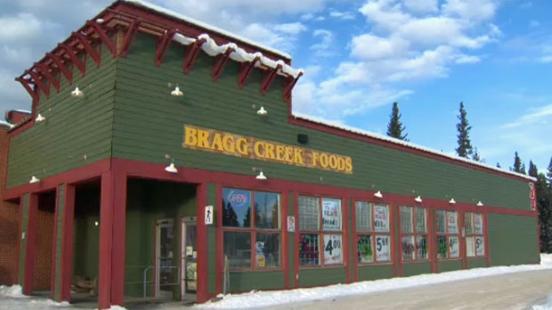 The End Of Groceries In Bragg Creek Ctv News